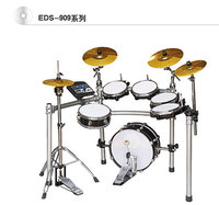 Electronic Drum Set EDS-909-8ST660 Electric Drum kit from ZQ Tongxiang