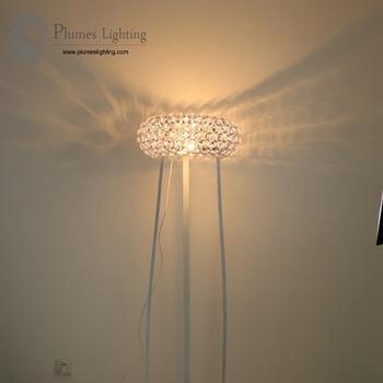 Modern Fancy Tripod Floor Lamp Shades
