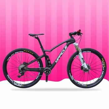 9b180346fb2 29ER Mountain Bike,XC Full Suspension complete Bike 29ER,China T700 Full  Carbon Bike
