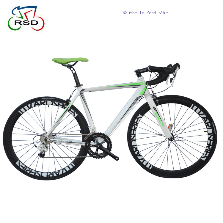 wholesale high quality  21 speed 700C double disc bend handlebar road bicycle/road bike with CE certification