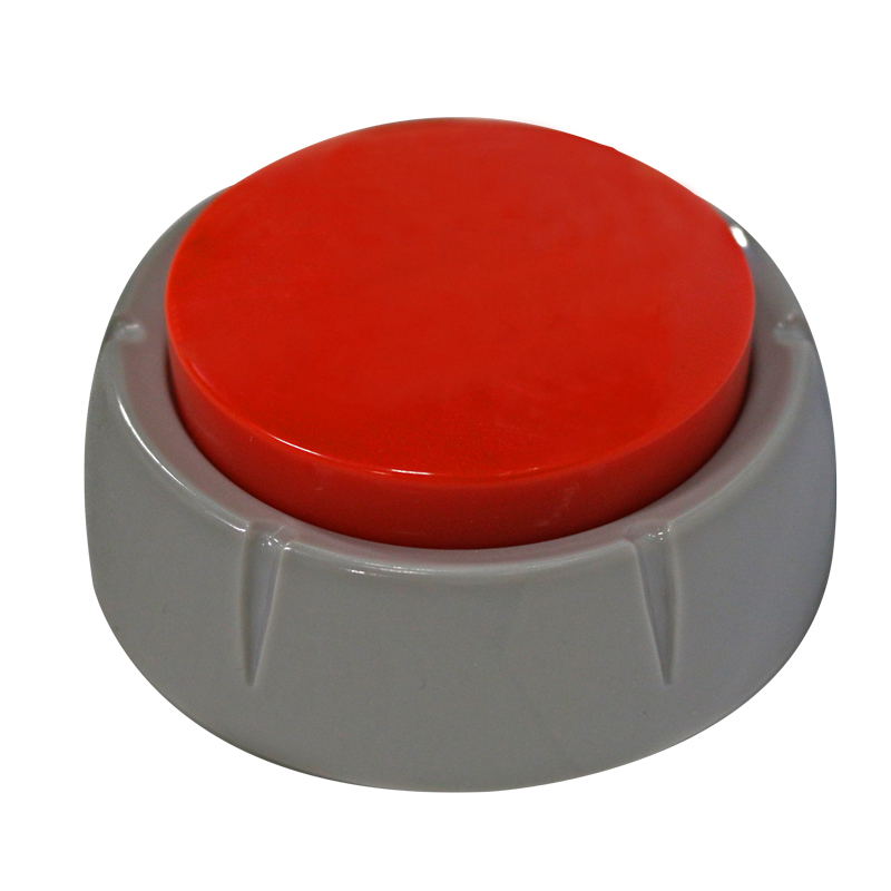 Factory Hot Sale sound talking button, custom sound easy button for promotional