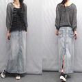 משלוח חינם מותאם אישית 2016 חדש אופנה הקיץ בתוספת גודל 5XL אלגנטי ol סלים חצאית עיפרון באורך הברך רשמית תחרה, חצאית לנשים
