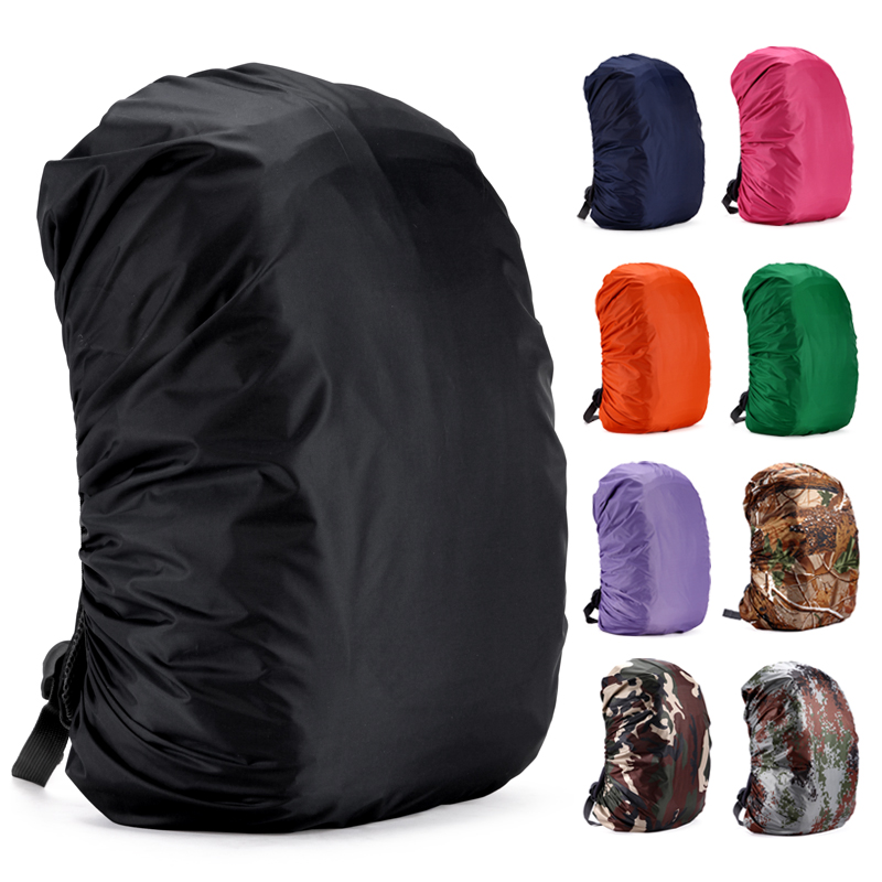 China supplier wholesale backpack hiking and golf bag motorcycle camping bag waterproof backpack rain cover