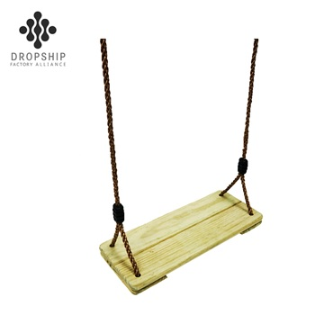 Dropship Well Designed adults baby garden swing seat adult wooden swings for outside