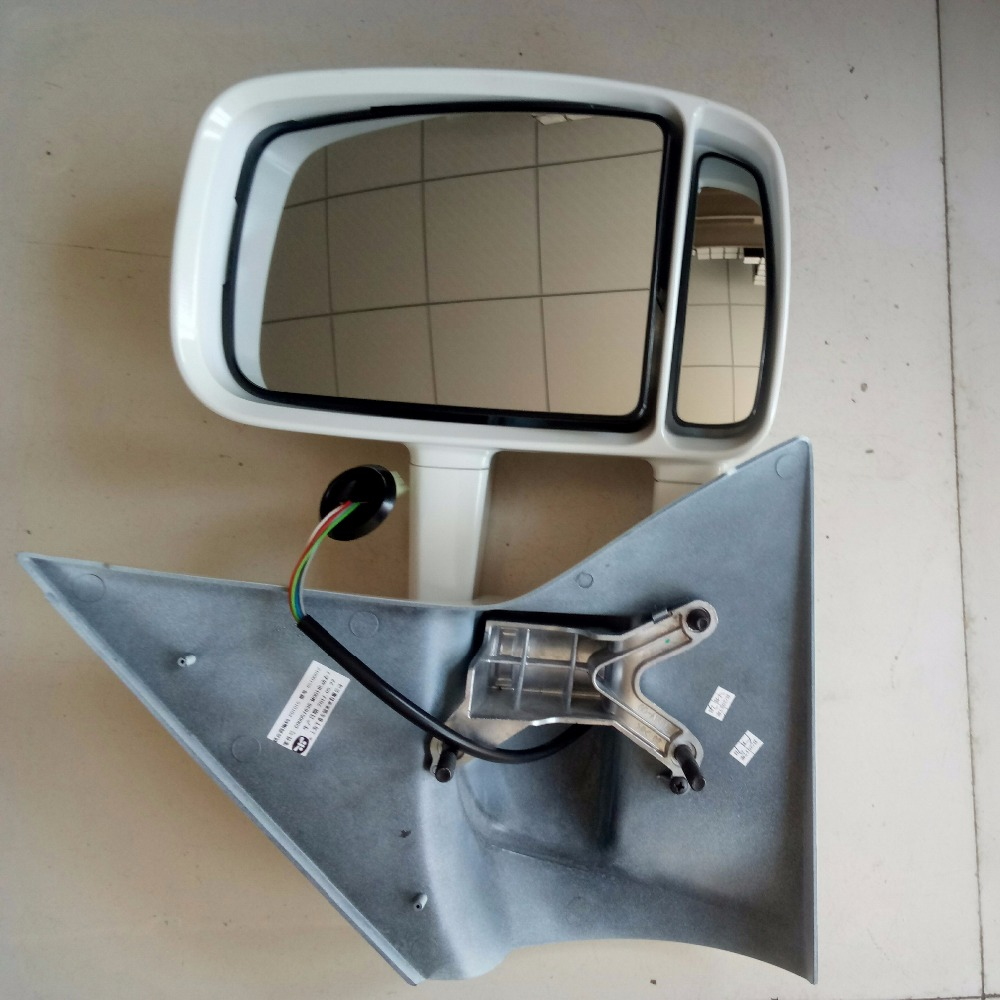 LDV Maxus Wing Mirror With Base Heated LEFT HAND 2007 to 2017