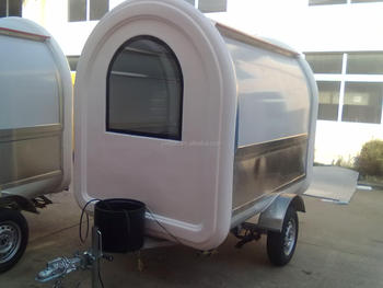 Mobile Coffee Carts For Sale