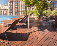 China wholesaling bamboo decking exterior bamboo flooring