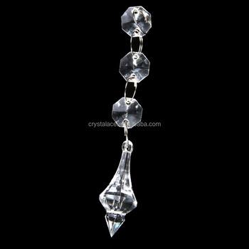 Acrylic Crystal Hanging Glass Crystal PrismChandelier Light Crystal - Chandelier acrylic crystals