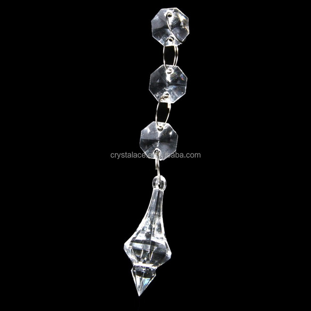 Buy cheap china prism drops of acrylic products find china prism acrylic crystal hanging glass crystal prismchandelier light crystal drops mozeypictures Images