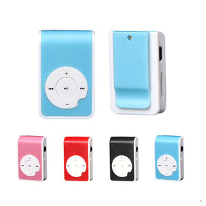 32GB SD TF Card Supported NewMini Clip USB Portable Sport Music MP3 Player