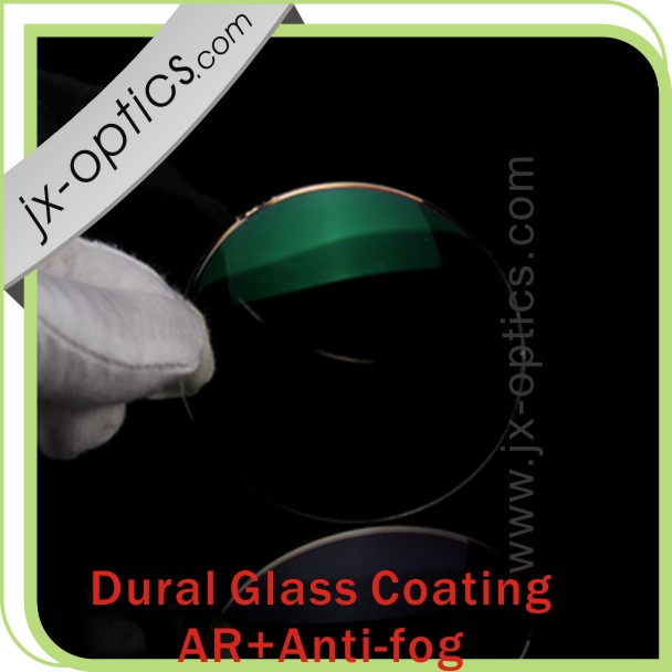 Dural Vaccum GLASS COATING for anti-fog coated glass