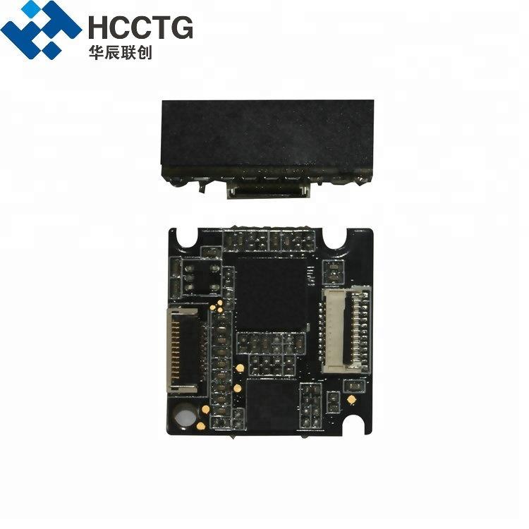 Factory RS232 UART USB Cheap 1D 2D QR Code Reader Barcode Scanner Engine HS-7301M