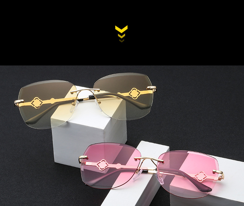 Fuqian stylish sunglasses for ladies factory for lady-7