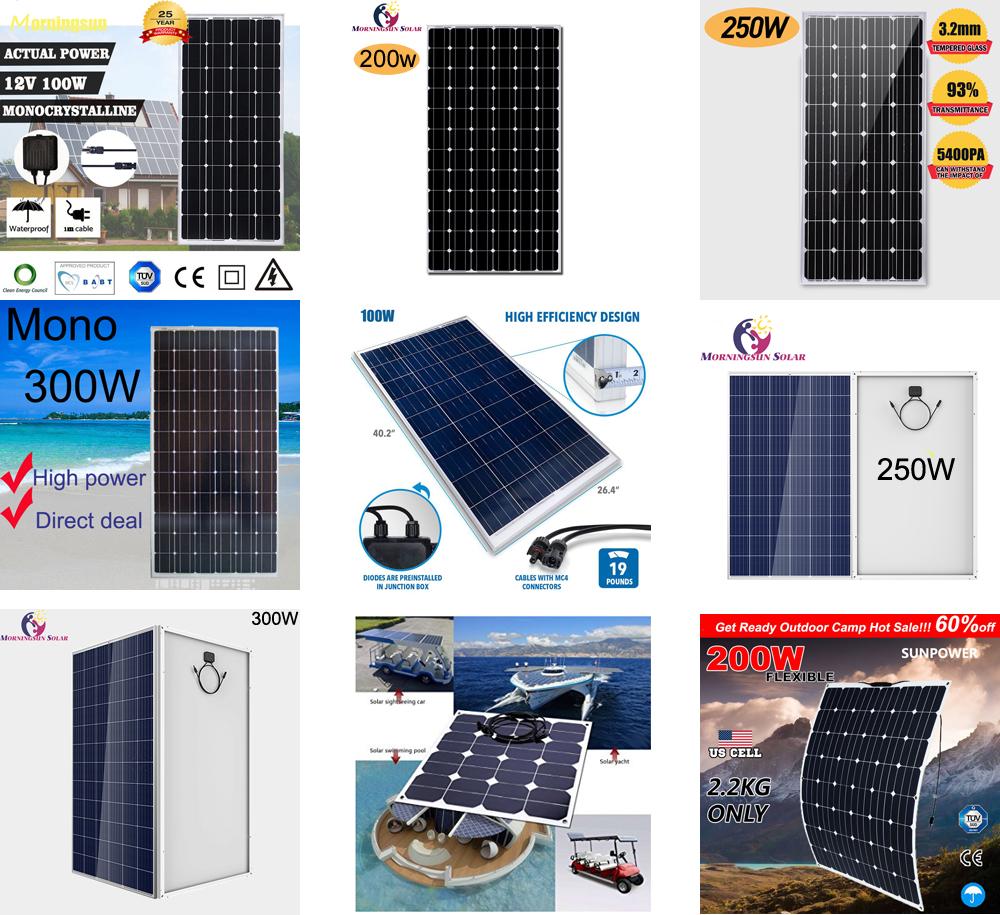Hot Sale Monocrystalline Bilateral Solar Cells