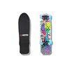 KOSTON classic style completed old school skateboard set, skateboard OEM design welcomed