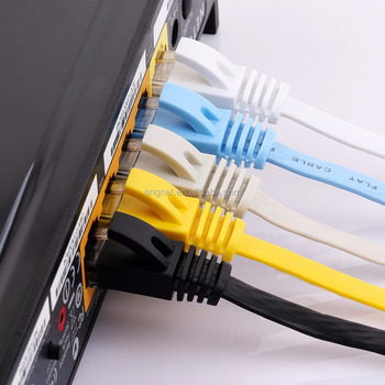 patch cord cable color