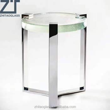 China suppliers model set crystal glass island