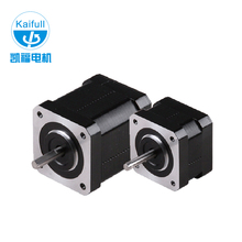 0.9 step angel nema stepper motor 12v two phase with industrial price