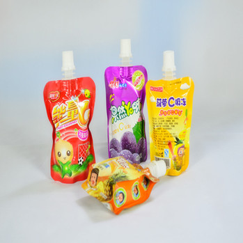 New design reusable baby food pouch with great price