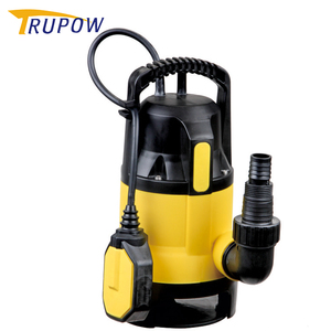 Copper motor winding plastic dirty submersible water pumps with new design