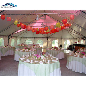 luxury 25m large roof linings wedding decoration tents