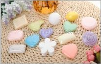 hotel amenities cheap bath organic soap with special scent in bulk