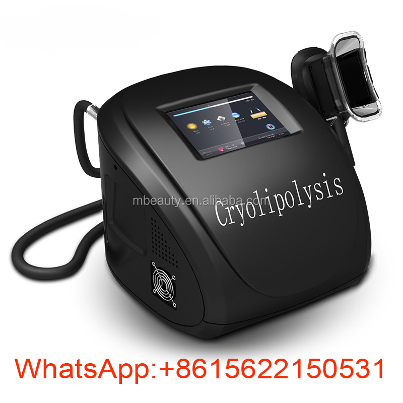 Vibração de corpo inteiro máquina de crioterapia beleza máquina cryolipolysis congelamento de gordura reduzir preço ETG50-4S