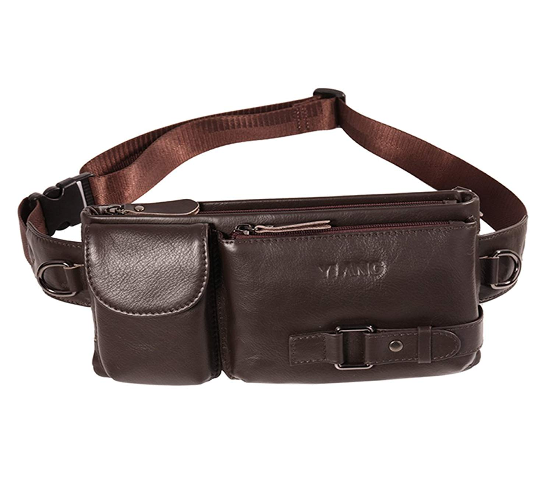 adf44e89cb10 Cheap Mens Leather Waist Bag, find Mens Leather Waist Bag deals on ...
