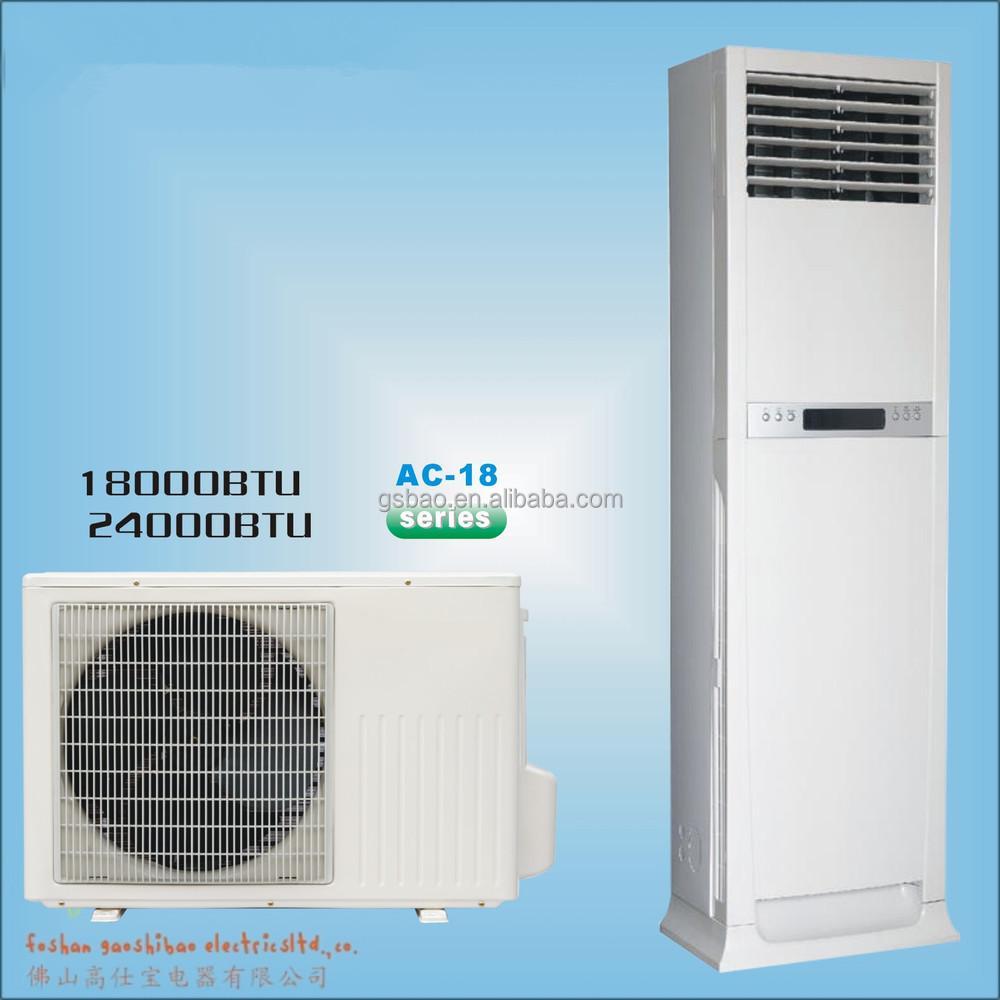 Manufacturer Floor Mounted Air Conditioner Price Floor