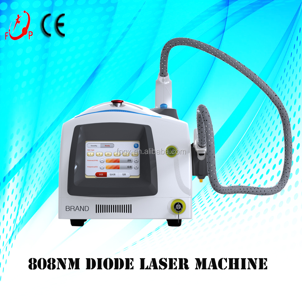 Contemporary unique wire hair removal 808nm laser diode