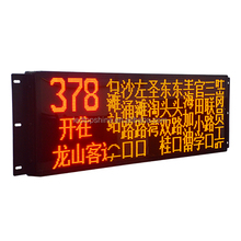<span class=keywords><strong>Bus</strong></span> station led scherm <span class=keywords><strong>voor</strong></span> <span class=keywords><strong>bus</strong></span> stop led display tonen bestemming <span class=keywords><strong>voor</strong></span> elke stop