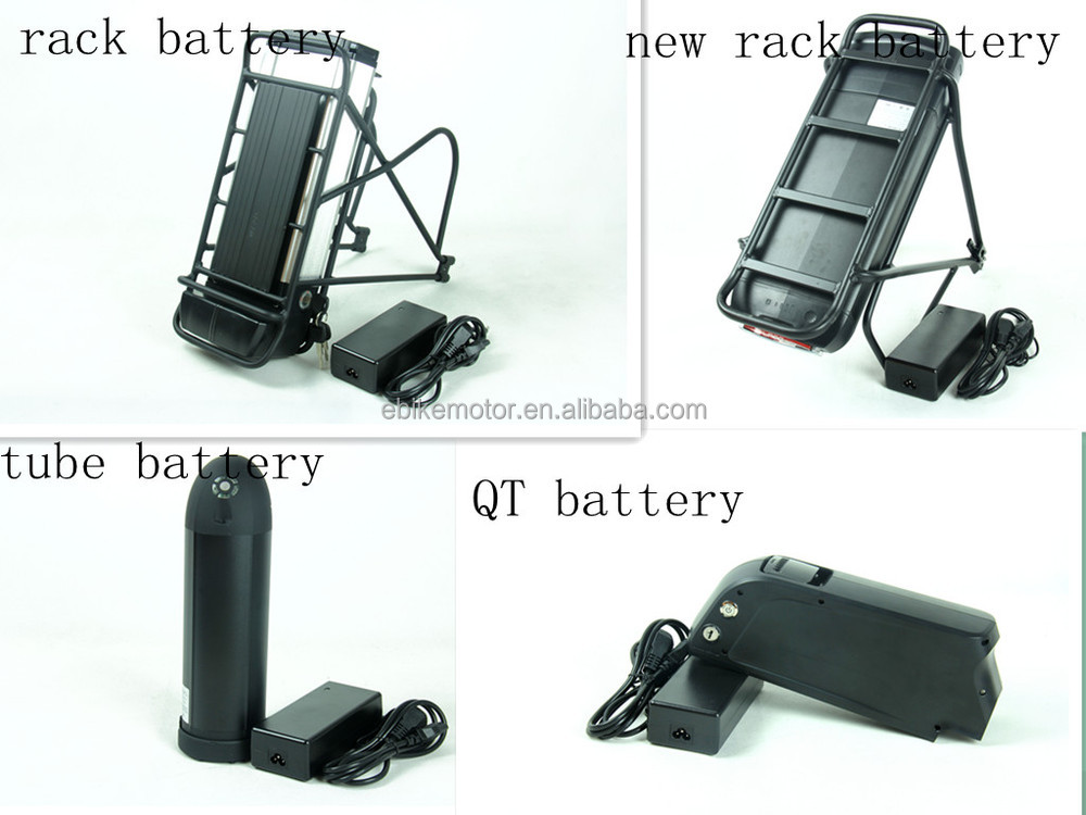36V/48Vlithium e-bike batterie Sony portable/cellule Samsung