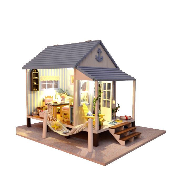 Dreams House Furniture: New 3D Puzzles Doll House Lover Dream House Furniture
