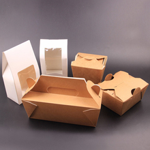 food packaging lunch box,food pail,take away pasta box, View