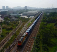 Safe and fast railway transportation from Changsha to New York------Vicky
