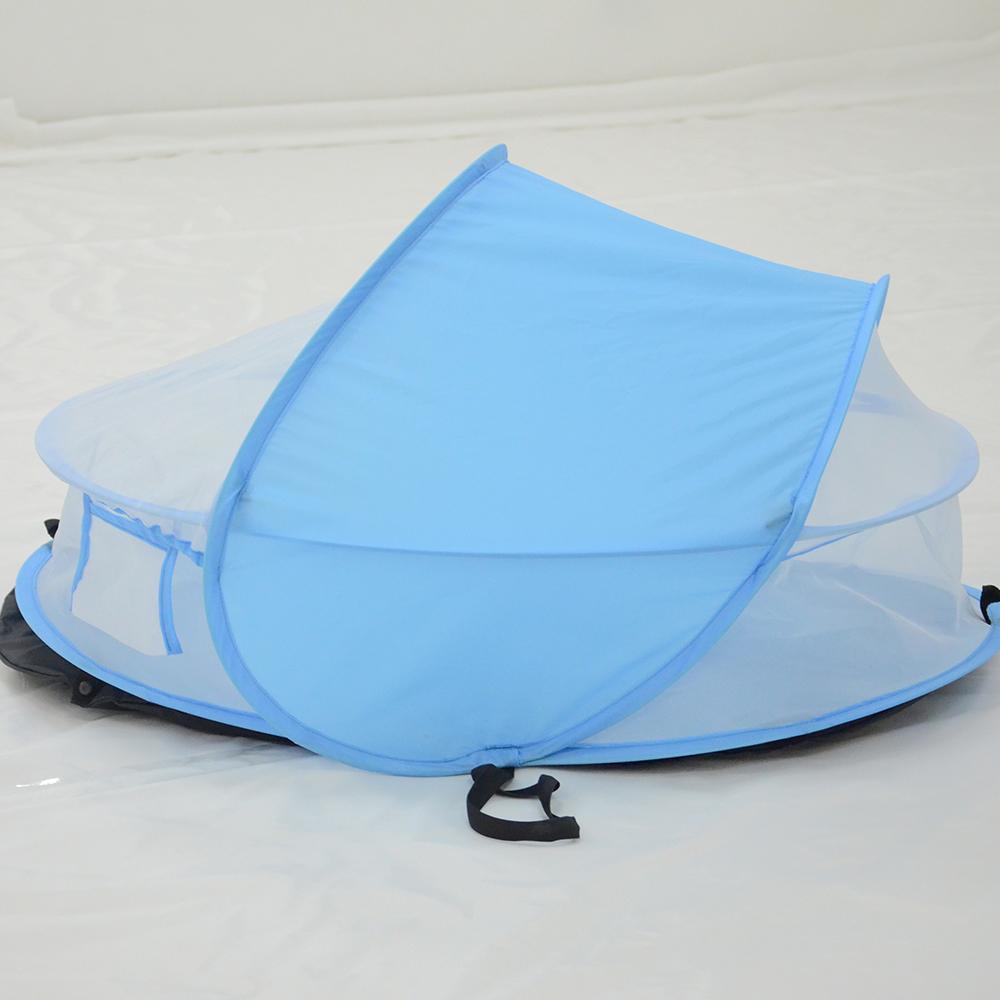 baby reisebett tragbare baby strand zelt upf 35 sun shelter pop up moskitonetz isomatte und. Black Bedroom Furniture Sets. Home Design Ideas