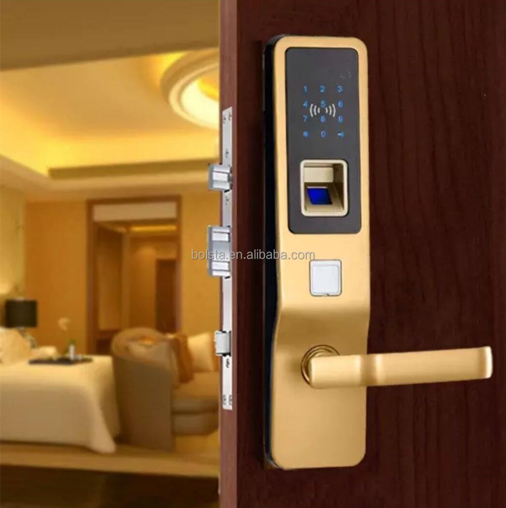 Fingerprint Sliding Door Lock, Fingerprint Sliding Door Lock Suppliers And  Manufacturers At Alibaba.com