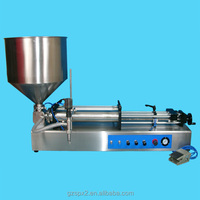 SPX Semi automatic Water Bottle Filling Machine For Shampoo, Hand Wash, Liquid Detergent
