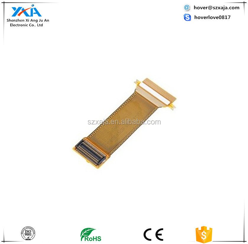 HQ teflon 1.27mm 20 pin 24awg flat ribbon cable