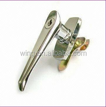 OEM Zinc Camlock sliding Patio doors handles and mortise With Key