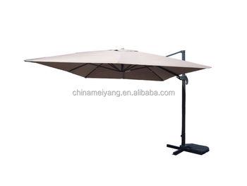 3x4 m square big roma garden umbrella buy big roma garden umbrella alu hanging umbrella used. Black Bedroom Furniture Sets. Home Design Ideas