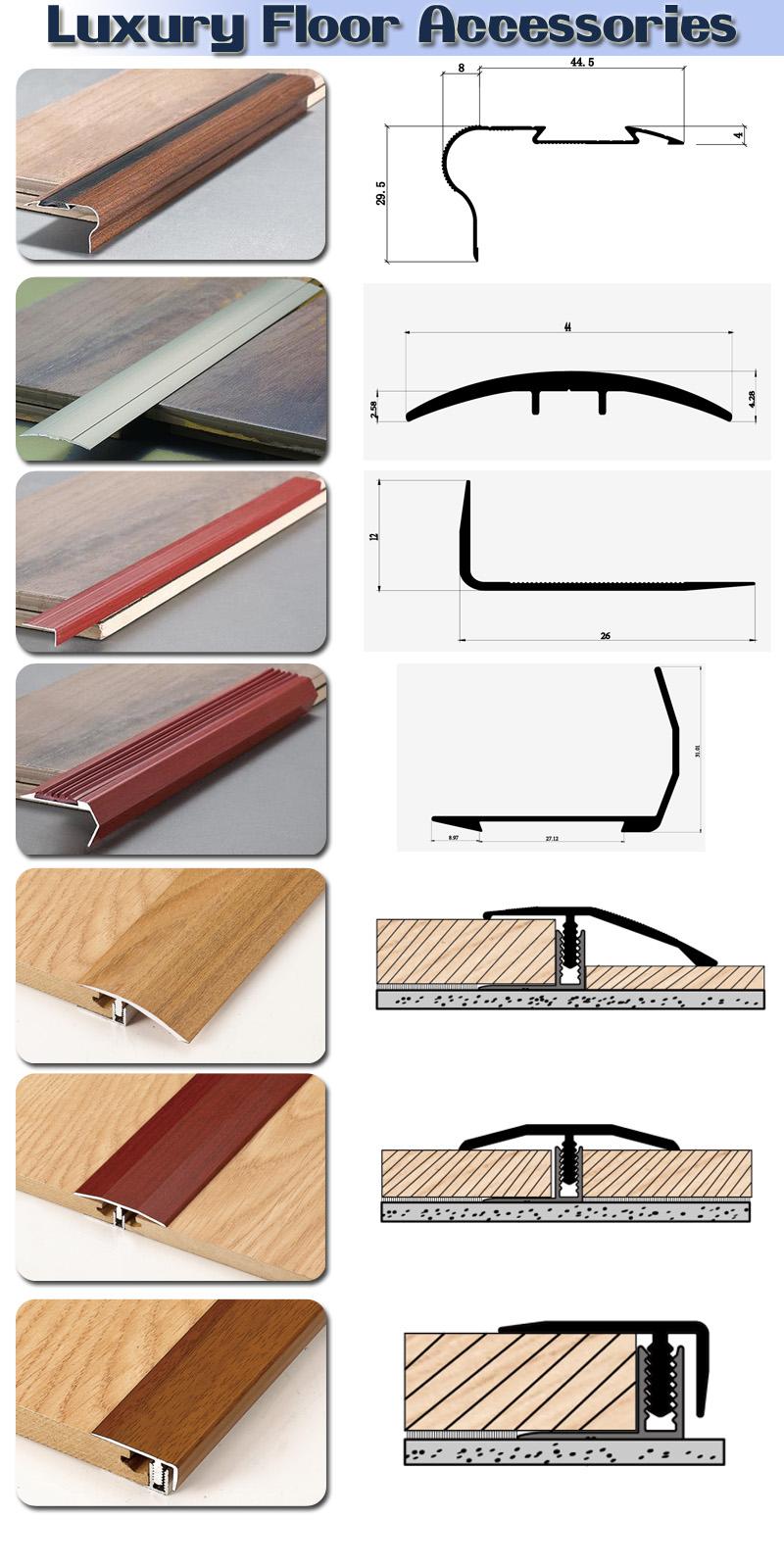 Aluminum profile anodize anti slip stair nosing floor edging aluminum profile anodize anti slip stair nosing floor edgingceramic tile trim dailygadgetfo Choice Image