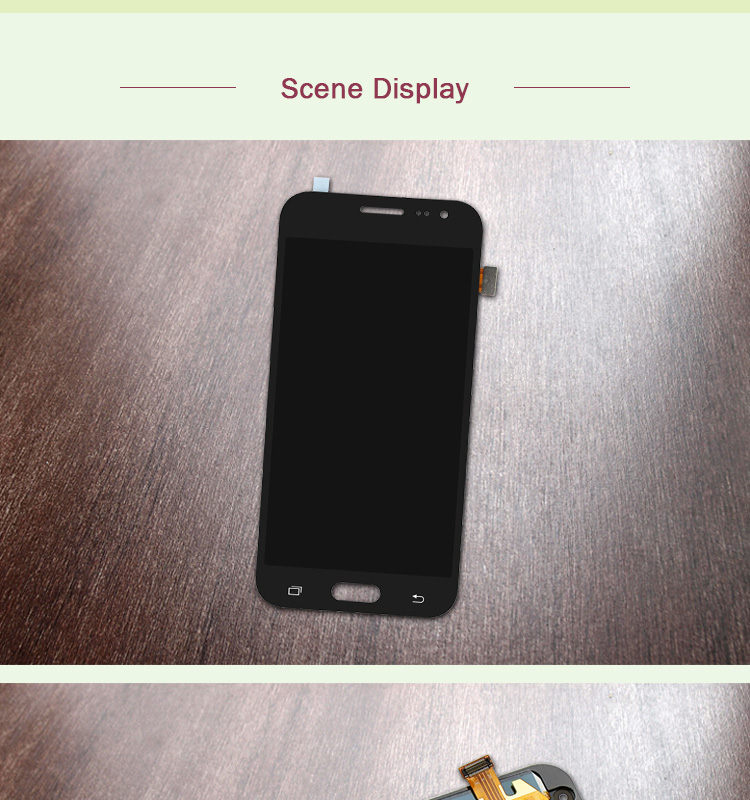 Kopie TFT Voor SAMSUNG GALAXY J2 Lcd Touch Screen Digitizer Vergadering Vervanging