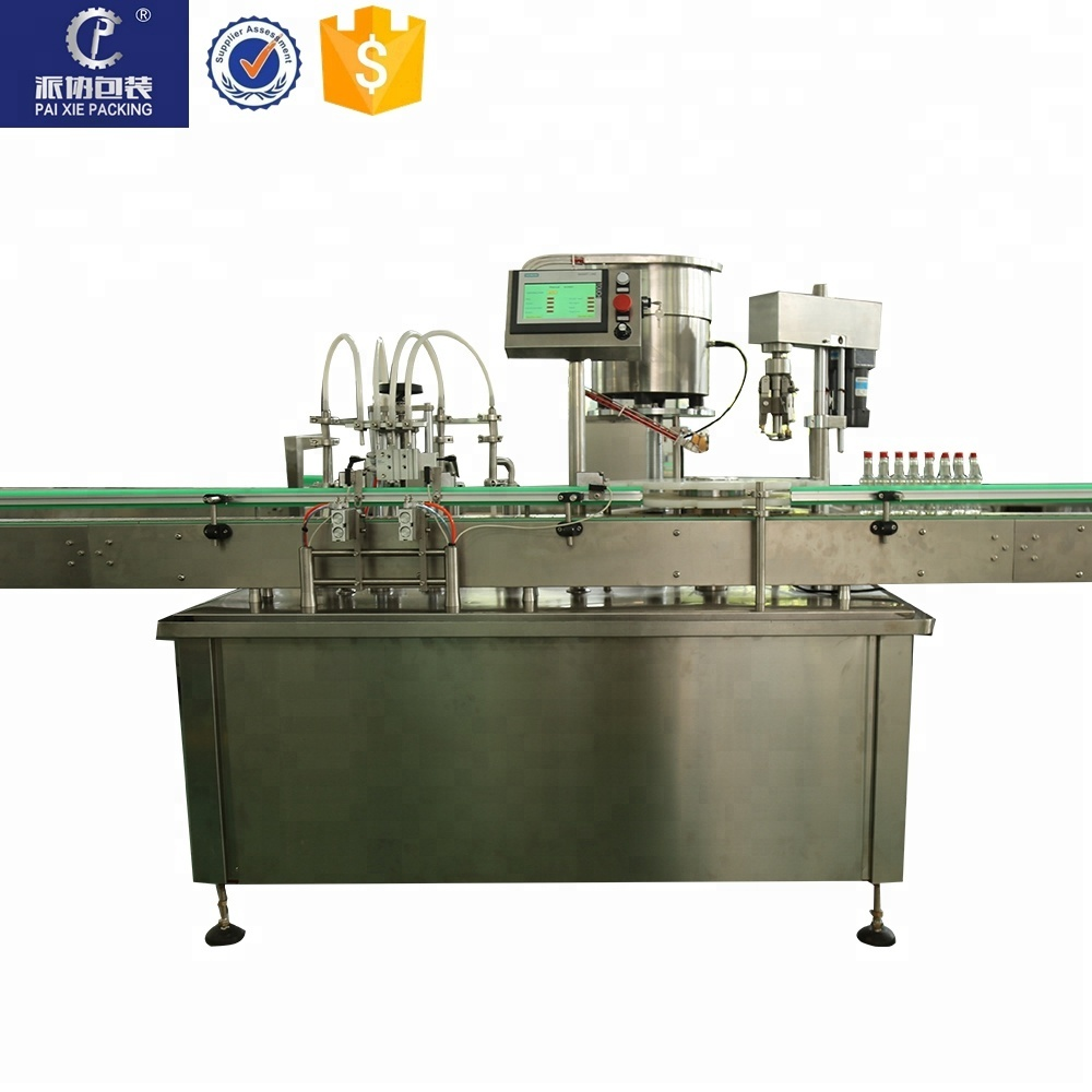 Automatic Manual Bottling Machine,Mineral Water Bottling Machine And  Capping Machine Designed For Small Manufacturers - Buy Water Bottle Filling