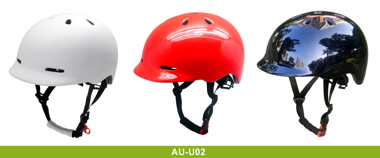 Lightweight adult E-Bike commuter helmets 11