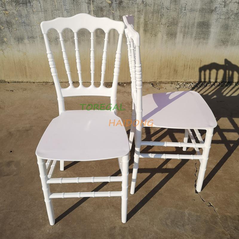Monobloc PP Napoleon Chairs