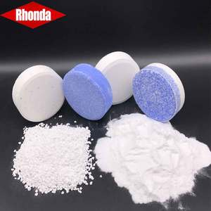 low-cost supplier SDIC chlorine chemical tablets for pool