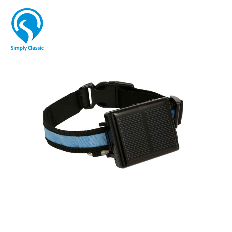 <strong>V26</strong> Waterproof Solar Powered Cow GPS Tracker for Animal