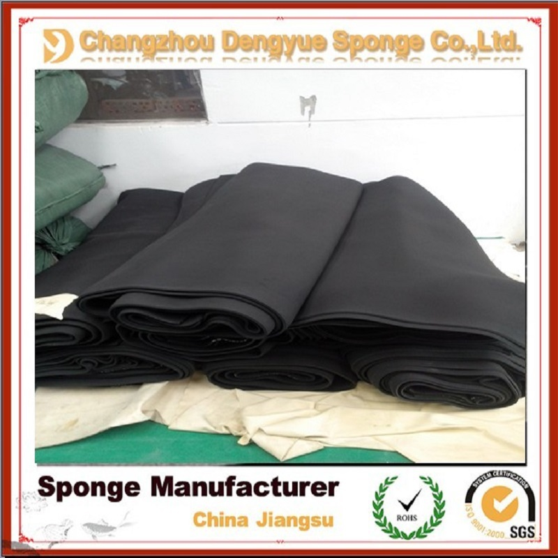 SBR High Quality Made in China Rubber Sheet Roll