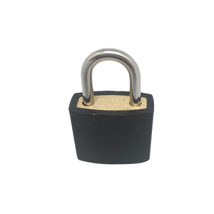 Wholesale Professional Keys safety Brass Padlock With Keys 2 Pack For Luggage Bag